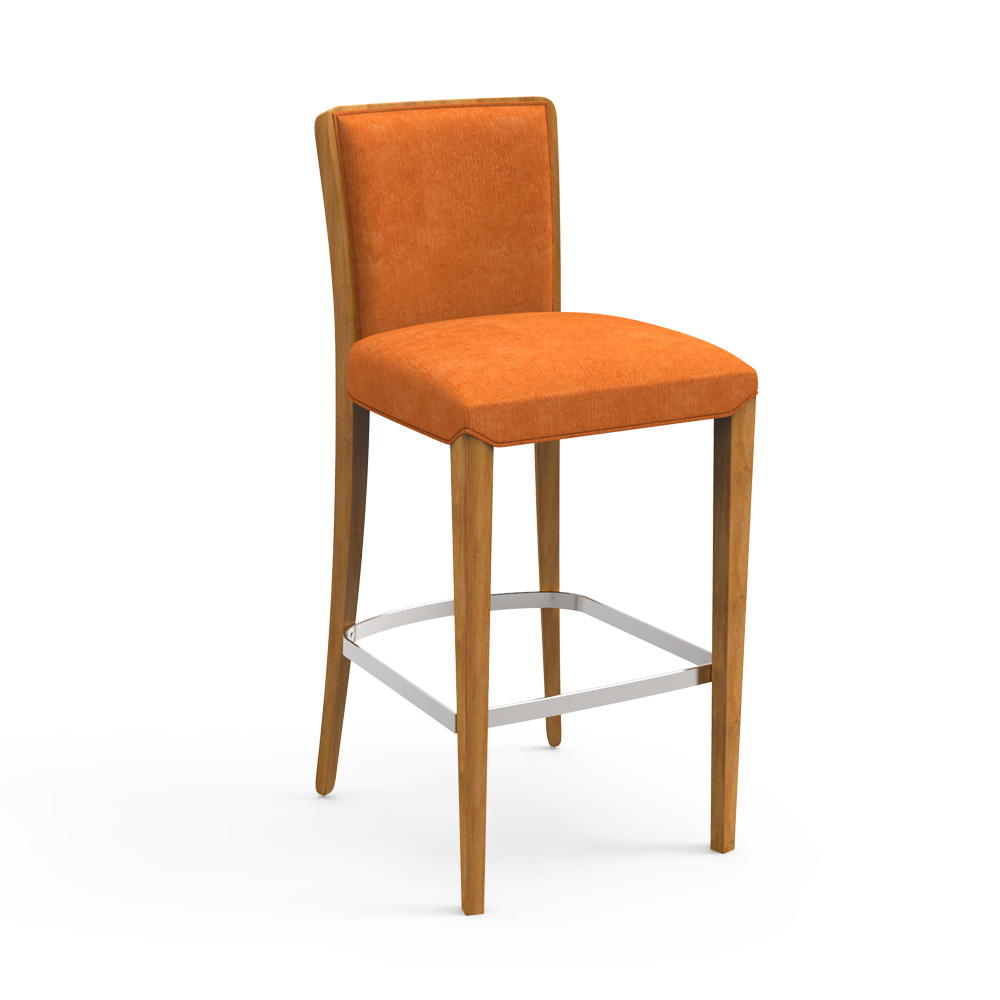 PopUp High Chair-Orange