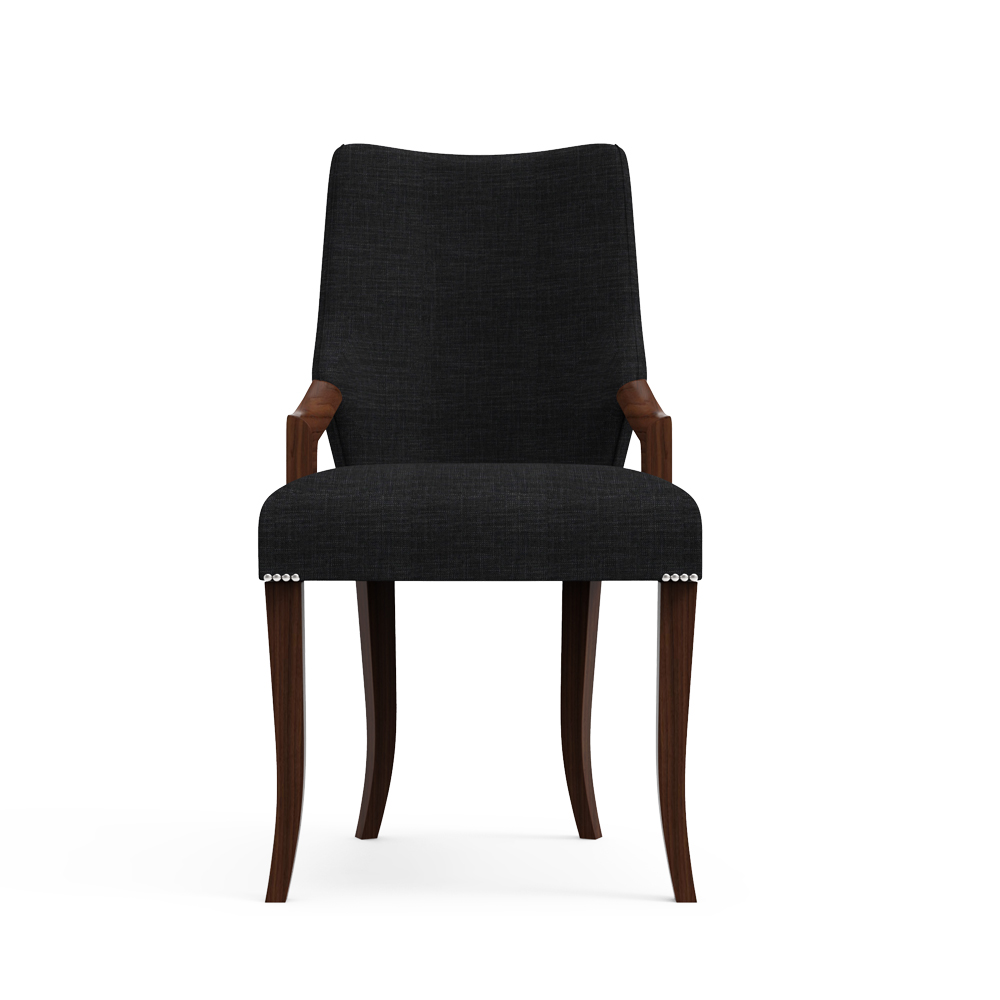 Expresso Coal Black Dining Chair