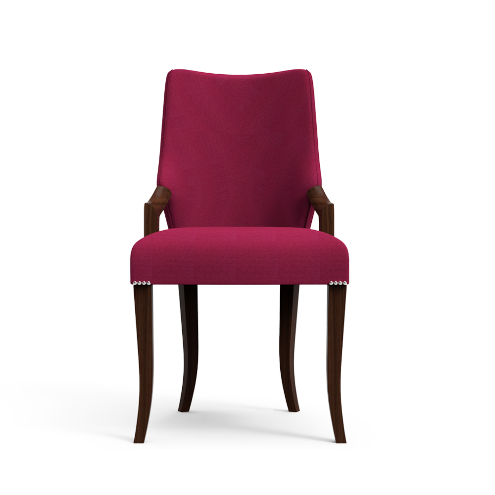 Expresso Jam Purple Dining Chair