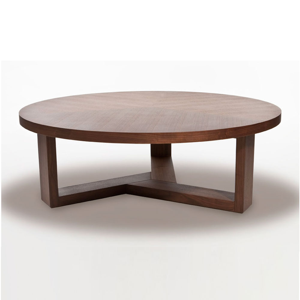 ROUND STAR COFFEE TABLE
