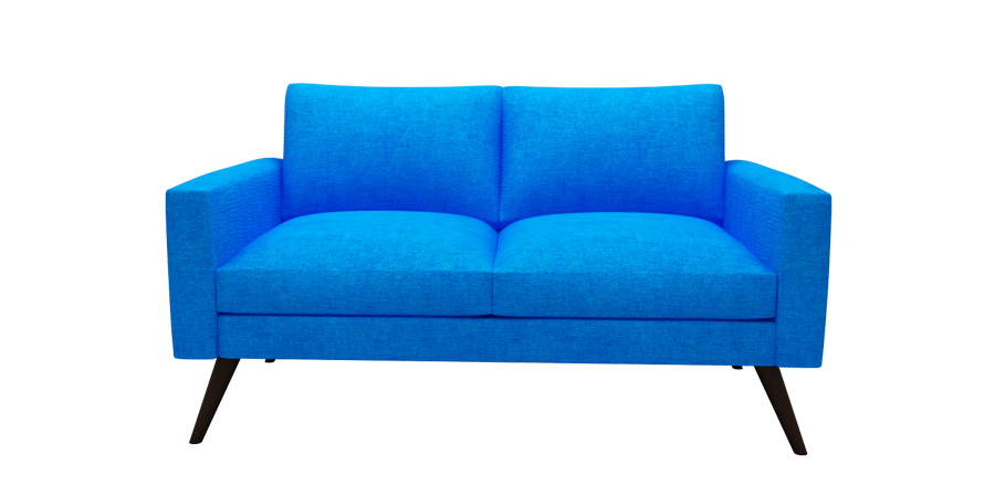 Dane Sofa - Azure Blue