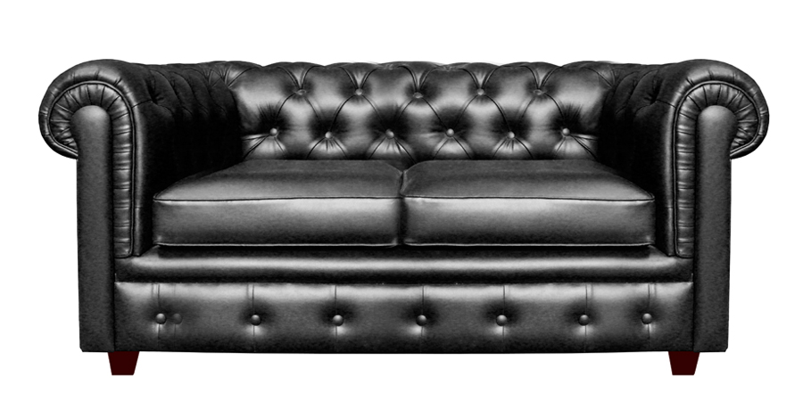 Chester Sofa-Raven Black