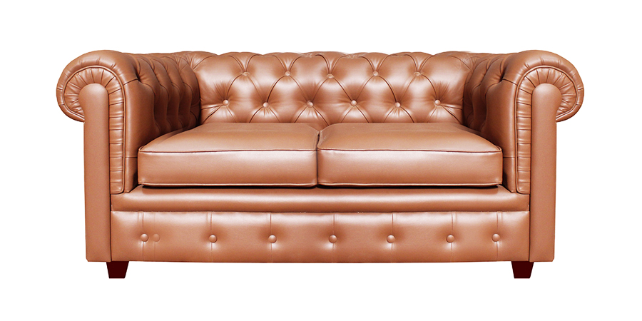 CHESTER SOFA - CHOCOLATE BROWN