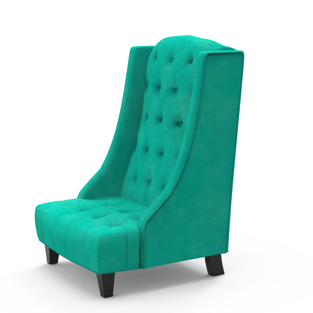 Edward Chair | Seafoam Green | Rainforest Italy