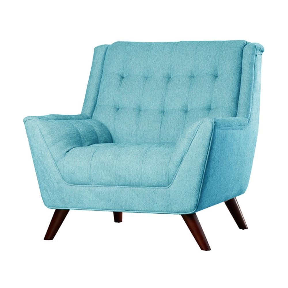 Comfort Armchair | Teal Blue | Rainforest Italy