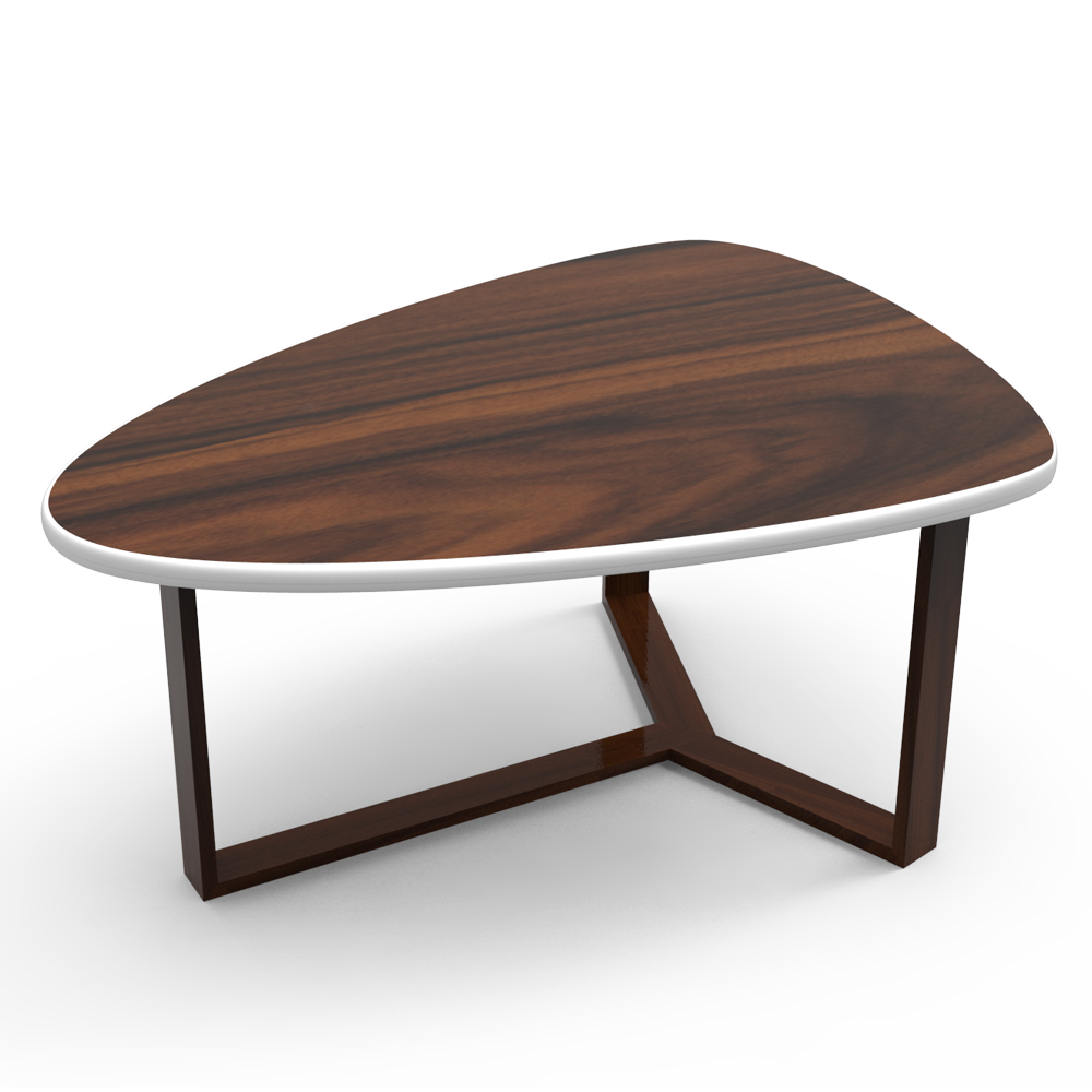 TRIO COFFEE TABLE - NATURAL
