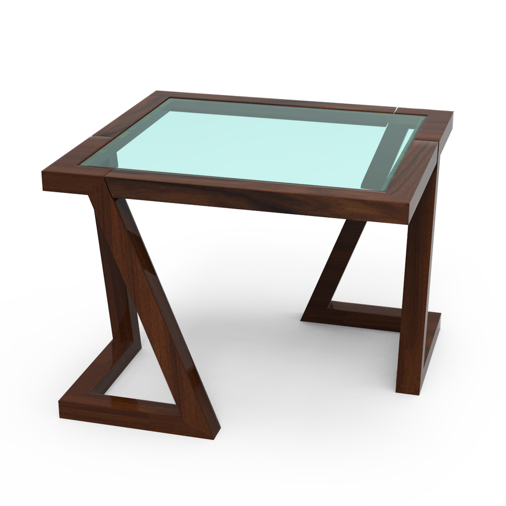 TILT-SHIFT TABLE - GLASS