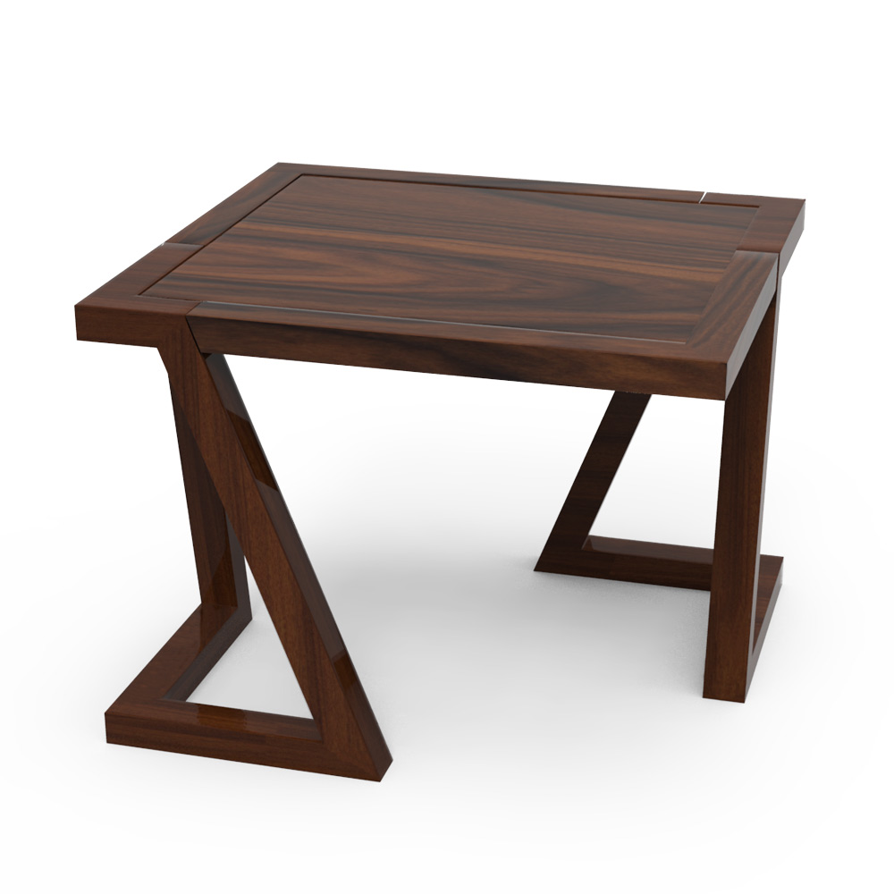TILT-SHIFT TABLE - WOODEN