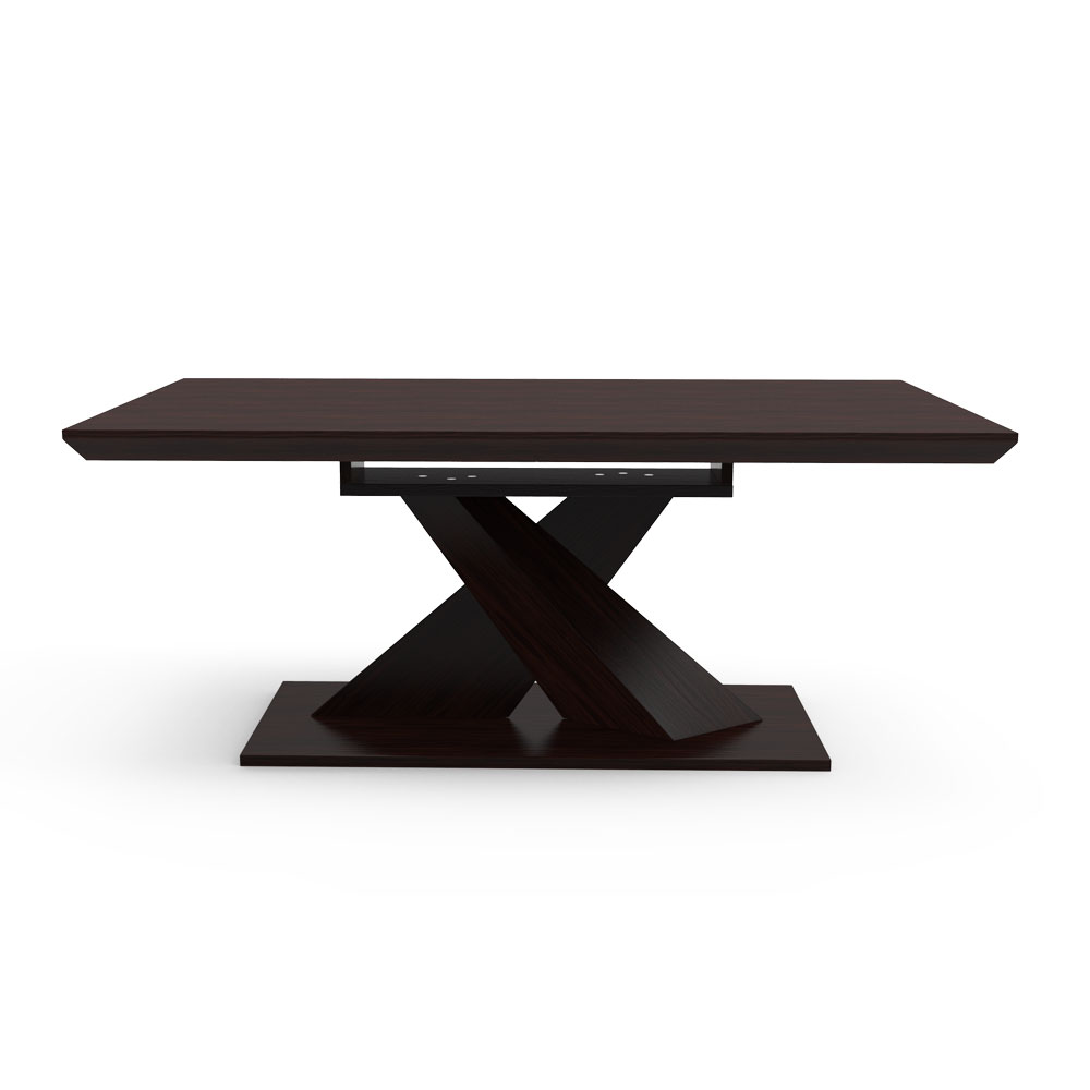 Tenfold Dining Table-Wenge