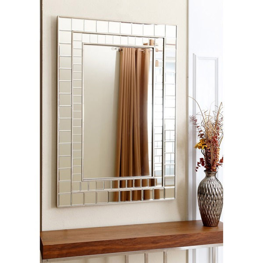RAINFOREST ITALY SQUARE WALL MIRROR