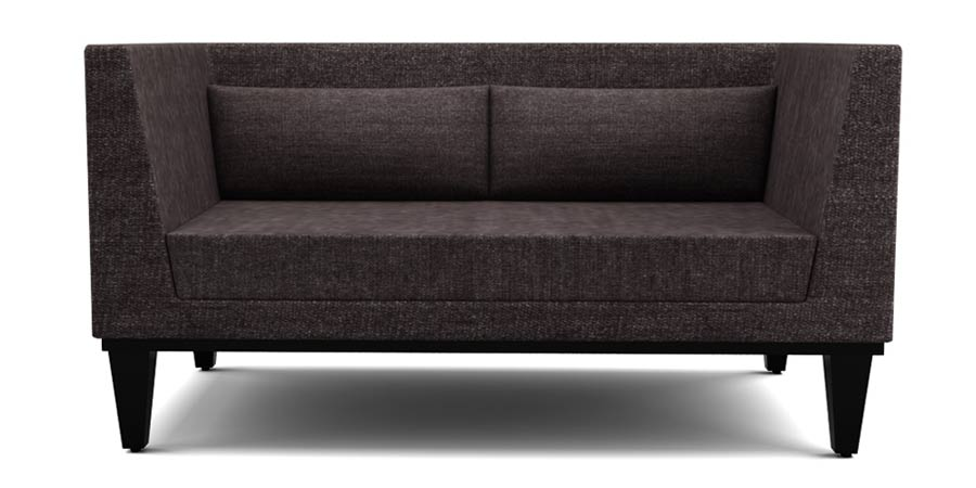 RF Nesi Sofa - Charcoal Grey