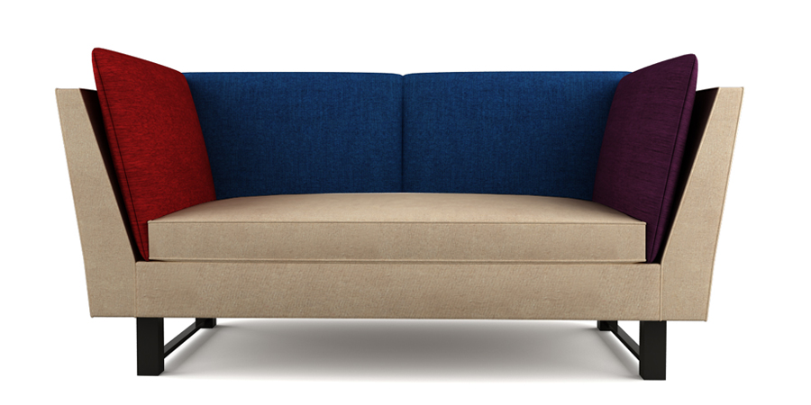MULTICOLORED SOFA