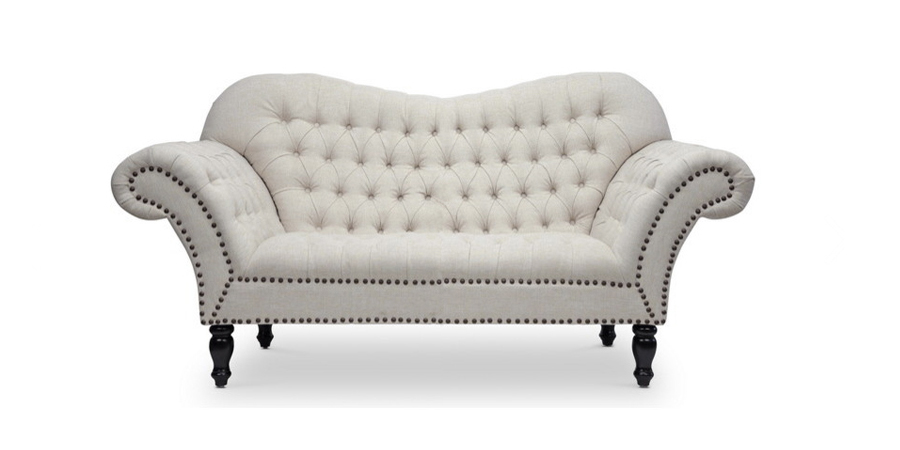 CROWN SOFA - LINEN