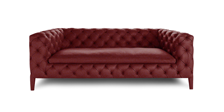 DUET CHESTERFIELD - CHEERFUL CHERRY