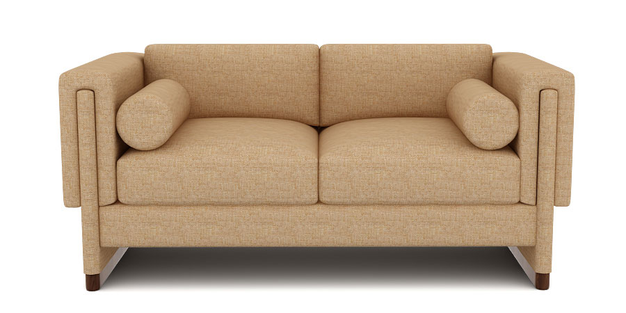 TEE SOFA - SAND BROWN