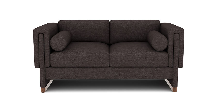 TEE SOFA - COAL GREY