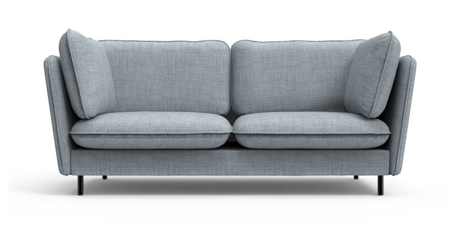 WINGLET SOFA - GREY