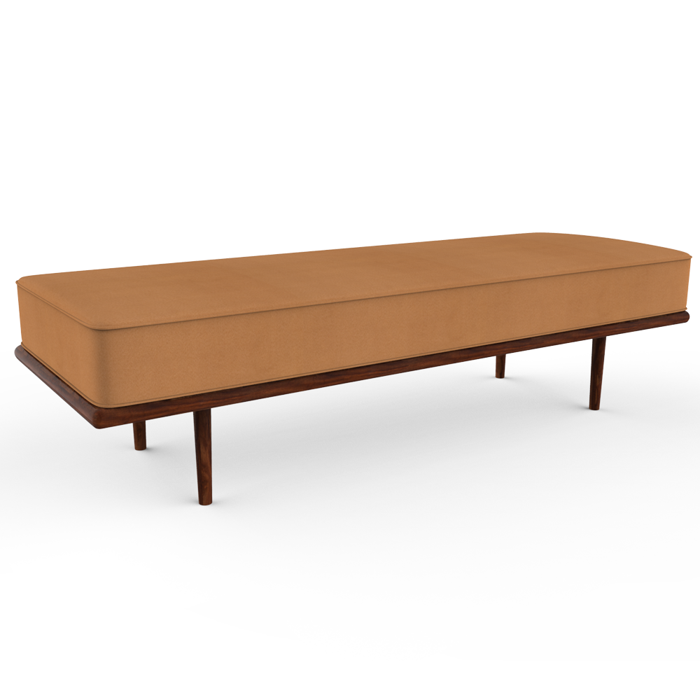 Noslen Daybed - Brown