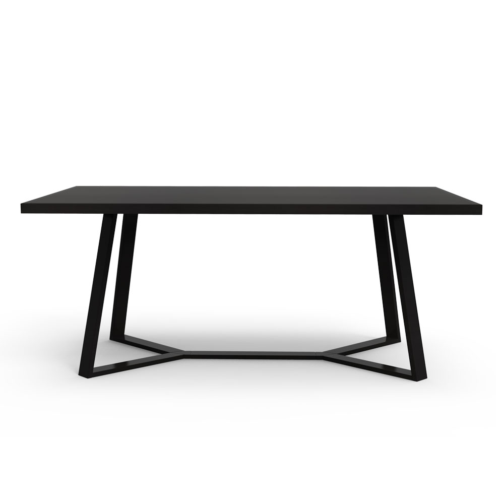 Yobarmet Dining Table - Wenge