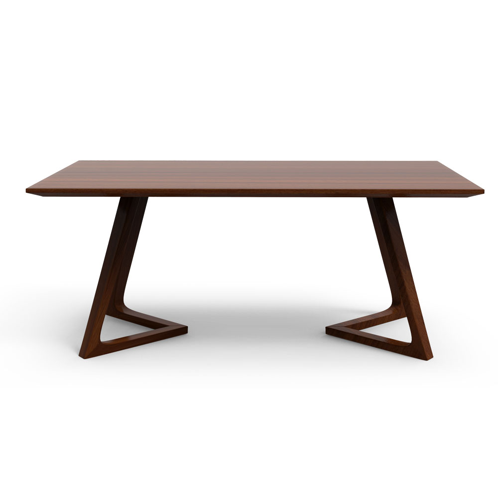 Yomet Dining Table-Natural