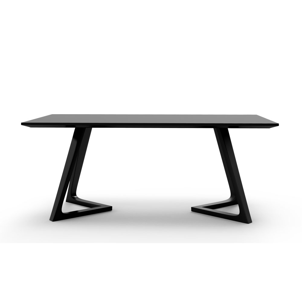 Yomet Dining Table - Wenge