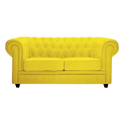 Chester Sofa - Bumblebee Yellow