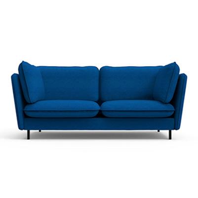 WINGLET SOFA - PEACOCK BLUE