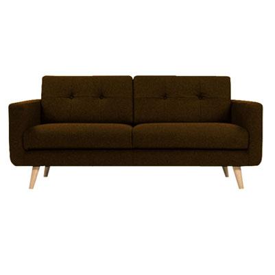 U sofa - Eclaire Brown