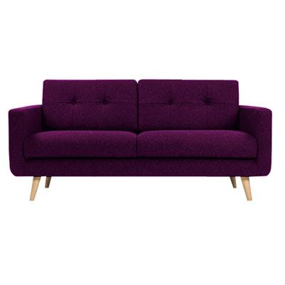 U sofa - Violet