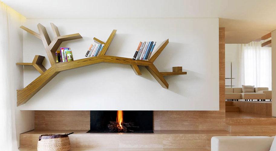 Important Elements of Bookshelf Design Online