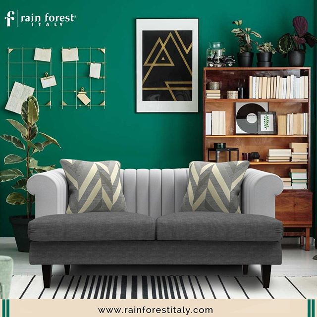 Secrets of Design & Layout for Living Room with Sofa to Make it More Elegant
