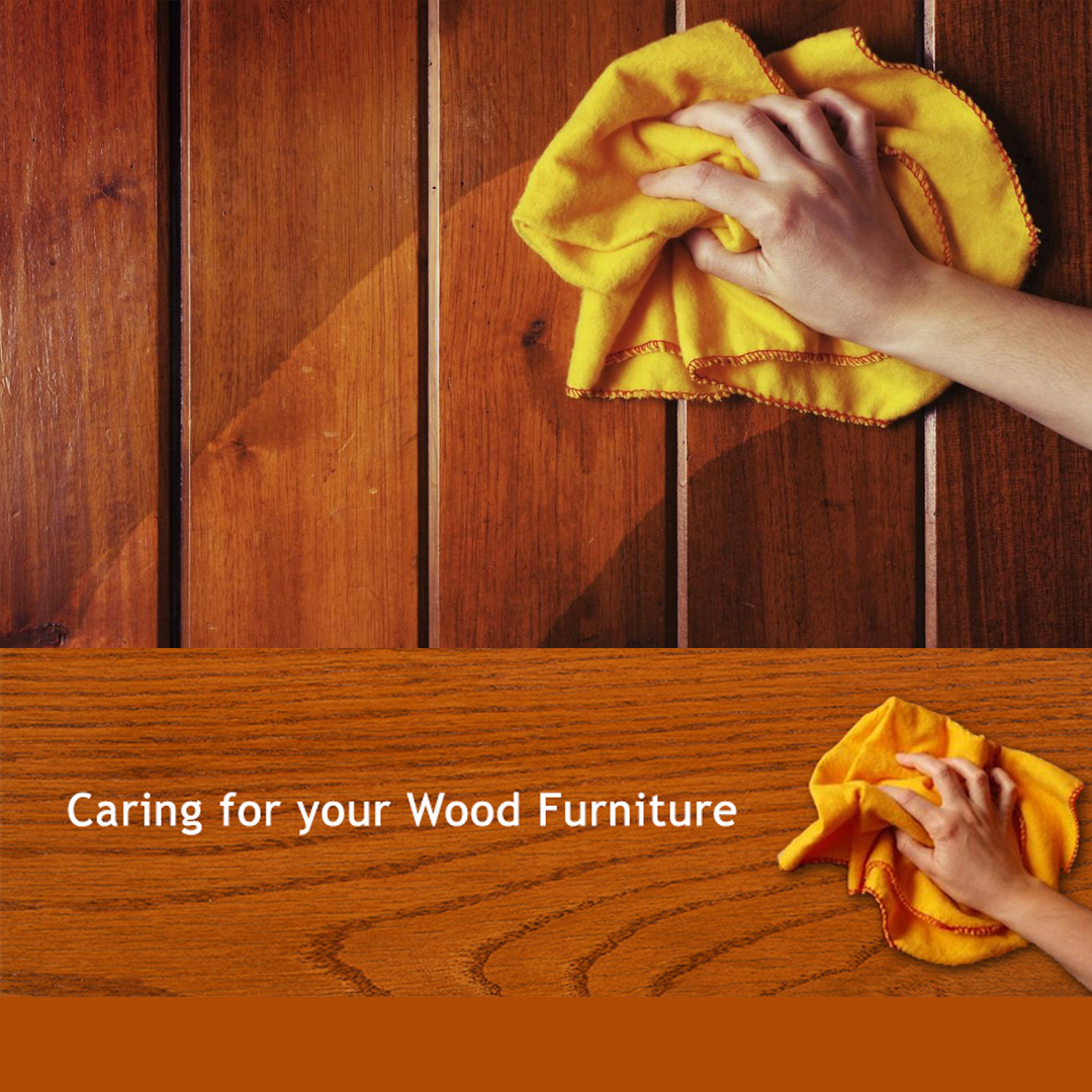 Tips for Taking Care of Wooden Furniture at Home
