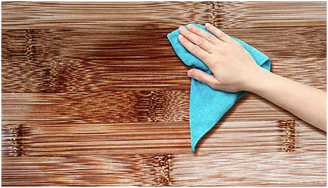 tips for cleaning wooden furniture