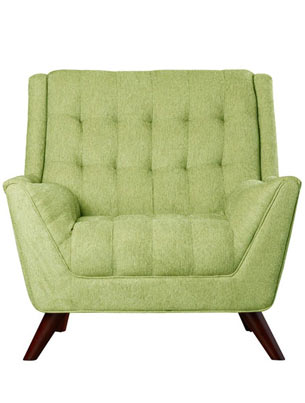 COMFORT ARM CHAIR GREEN