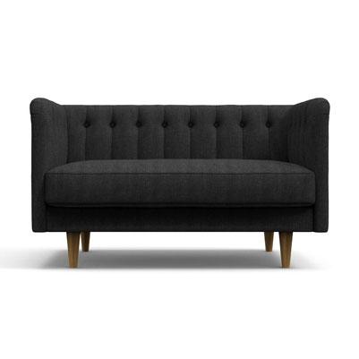 Fluky Highback Sofa - Grey