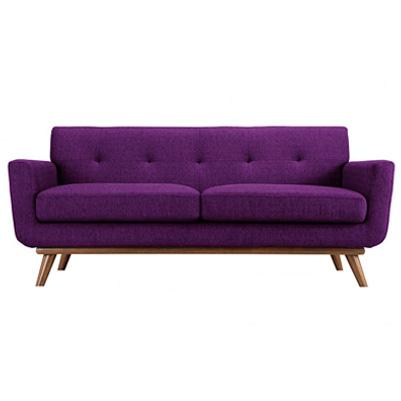 RF Loveseat - Purple