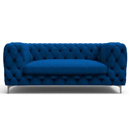 Pisano Sofa Azure Blue