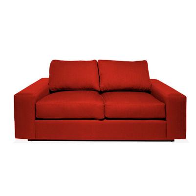 Marlow Sofa - Crimson Red