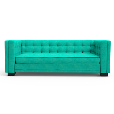 Classic MOD Sofa - Arctic Blue