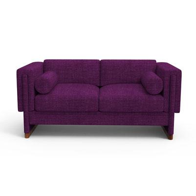 Tee Sofa - Violet
