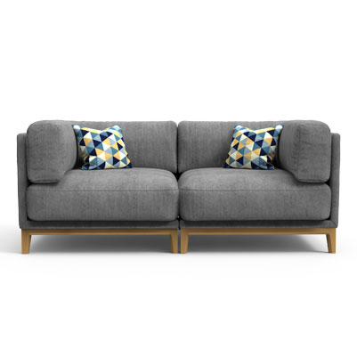 NEO Sofa - Grey