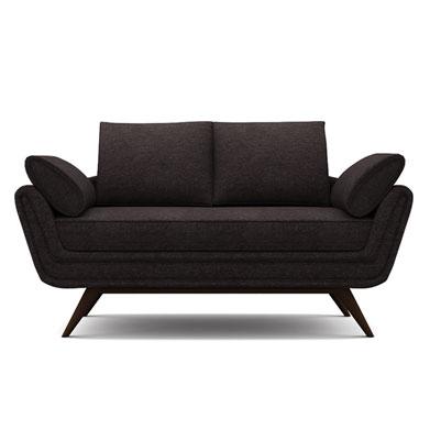 RF Wing Sofa - Charcoal Grey